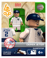 Derek Jeter 2 Limited Edition New York Yankees OYO Building Blocks Figure