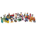 Disney Figurines 30 Piece Super Assortment Set