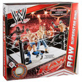 WWE RAW Superstar ProTension Wrestling Ring