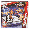 WWE SMACKDOWN Superstar ProTension Wrestling Ring