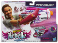 Nerf Rebelle Pink Crush 2 in 1 Crossbow & Blaster Shooting Toy