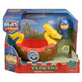 Mike The Knight Dragon Viking Ship Bath time Adventure
