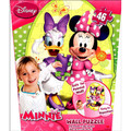 Minnie Mouse and Daisy Duck 46 Piece Giant Wall Puzzle