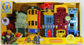 IMAGINEXT RESCUE CITY CENTER PLAYSET FISHER PRICE
