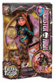 Monster High Freaky Fusions CLEOLEI Doll Cleo De Nile and Toralei