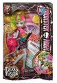 Monster High Freaky Fusions LAGOONAFIRE Doll Lagoona Blue and Jinafire Long