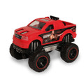 THE ROCK WWE Raging Racers Push N Go Powered Ford SVT F-150 Lightning Monster Truck