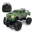 "REALTREE RC Radio Control Ford F-250 Super Duty 14"" Green Truck"