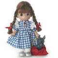 "Precious Moments Dorothy and Toto Home is Where The Heart Is 7"" Wizard of OZ Collectible Figure"