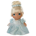"Precious Moments Cinderella Fairy Tales Mini Moments 5.5"" Doll"