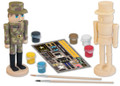 Paint Your Own U.S. Army Soldier Wood Craft Kit by Works Of Ahhh...
