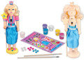 Paint Your Own Nutcracker Princess Wood Craft Kit by Works Of Ahhh...