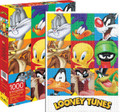Looney Tunes 1000 Piece Jigsaw Cartoon Puzzle