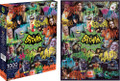 Batman Classic TV Series 1000 Piece Jigsaw Puzzle Heroes Villians