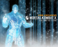 "SUB-ZERO Ice Clone Variant NYC 2015 Comic Con Exclusive Mortal Kombat X 6"" Collectible Action Figure"