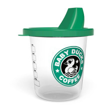 Baby Ducks Coffee Babychino