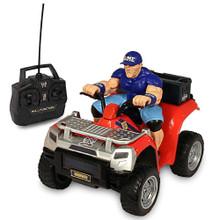 WWE John Cena ATV Rider Monster Truck Remote Control Full Function