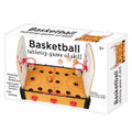 Basketball tabletop game of skill