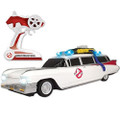 "Ghostbusters ECTO-1 Classic Full Function RC Car 14 "" Long w/ lights & sound"