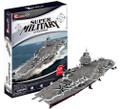 Super Military USS Enterprise 121 Piece 3D Puzzle Aircraft Carrier
