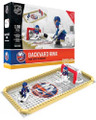 New York Islanders NHL Backyard Rink 100 Piece OYO Mini Building Block Sport Set