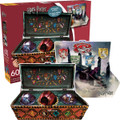 "HARRY POTTER QUIDDITCH SET 600 Piece 2 Sided Jigsaw Puzzle 22"" X 16"""