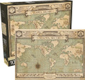 FANTASTIC BEASTS AND WHERE TO FIND THEM MAPPA MUNDI 1000 Piece Jigsaw Puzzle Map