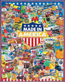 MADE IN AMERICA 1000 Piece Collectible Jigsaw Puzzle