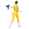 """YELLOW Power Ranger Limited Edition Exclusive 7"""" Saban's Legacy Collection Figure"""