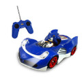 SONIC The Hedgehog Sega All-Star Racing Full Function Remote Control Transformed Racing Car