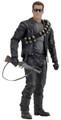 "T-800 Terminator 2 Judgement Day 3D 1/4 Scale 18"" Arnold Schwarzenegger Action Figure"