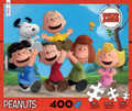 PEANUTS Together Time 400 Piece Jigsaw Puzzle