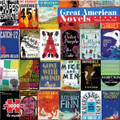 GREAT AMERICAN NOVELS 1000 Piece Jigsaw Puzzle
