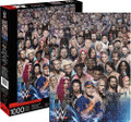 "WWE WRESTLING SUPERSTAR CAST 1000 Piece Jigsaw Puzzle 20"" X 28"""