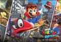 """Super Mario ODYSSEY Snapshots 1000 Piece Premium Puzzle 19"""" X 27"""""""