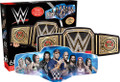 WWE Championship Belt 600 piece 2 sided shaped jigsaw puzzle