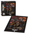 Call Of Duty Black Ops Specialists 550 Piece Jigsaw Puzzle