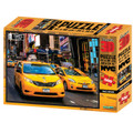 NYC Times Square Super 3D 500 Piece Puzzle