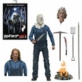 """Friday The 13th Part 2 7"""" Collectible Action Figure"""