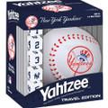 New York Yankees YAHTZEE Travel Edition