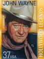 JOHN WAYNE USPS Legend Stamp 1000 piece Jigsaw Puzzle