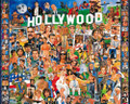Hollywood History 1000 Piece Jigsaw Puzzle