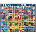 Flags of the World 1000 Piece Jigsaw Puzzle
