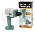 Fake Detector Video Camera with Motion Detection System and Light