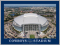 Dallas COWBOY STADIUM Opening Day 550 Piece Jigsaw Puzzle