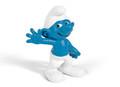 The Smurfs Movie - Clumsy Smurf Figurine - Schleich