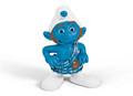 The Smurfs Movie - Gutsy Smurf Figurine - Schleich