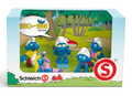 Best of 1990-1999 Classic Smurfs Figures Box Set - Schleich