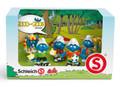 Best of 2000-2009 Classic Smurfs Figures Box Set - Schleich
