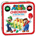 Super Mario™ Checkers & Tic Tac Toe Collector's Game Set